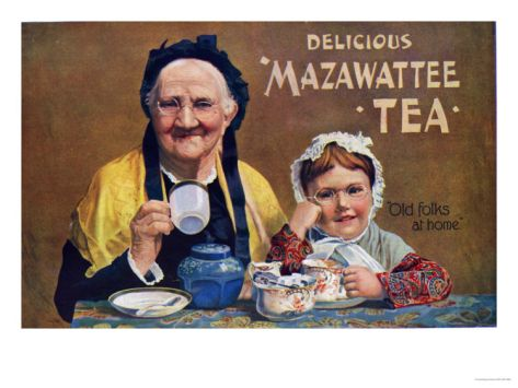 Mazawattee Tea  UK, 1890