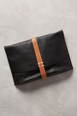 Holding Horses Bisected Envelope Clutch #anthroregistry