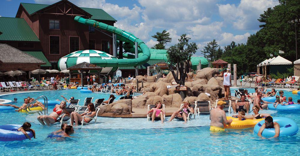Wilderness Resort in Wisconsin Dells is America s Largest Waterpark Resort  featuring 4 outdoor and 4 indoor waterparks. Waterparks   Wilderness Resort   Travel   Pinterest   Wilderness