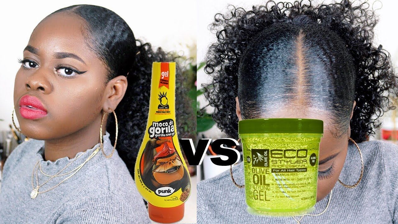 Youtube Short Natural Hair Styles Eco Styler Gel Natural Hair Styles