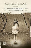 """Elena  passione  libri: """"LA CASA PER BAMBINI SPECIALI DI MISS PEREGRINE""""  ..."""