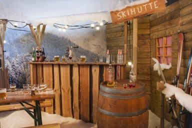 apres ski hut google zoeken basement reno pinterest deko tischdeko und h tte. Black Bedroom Furniture Sets. Home Design Ideas