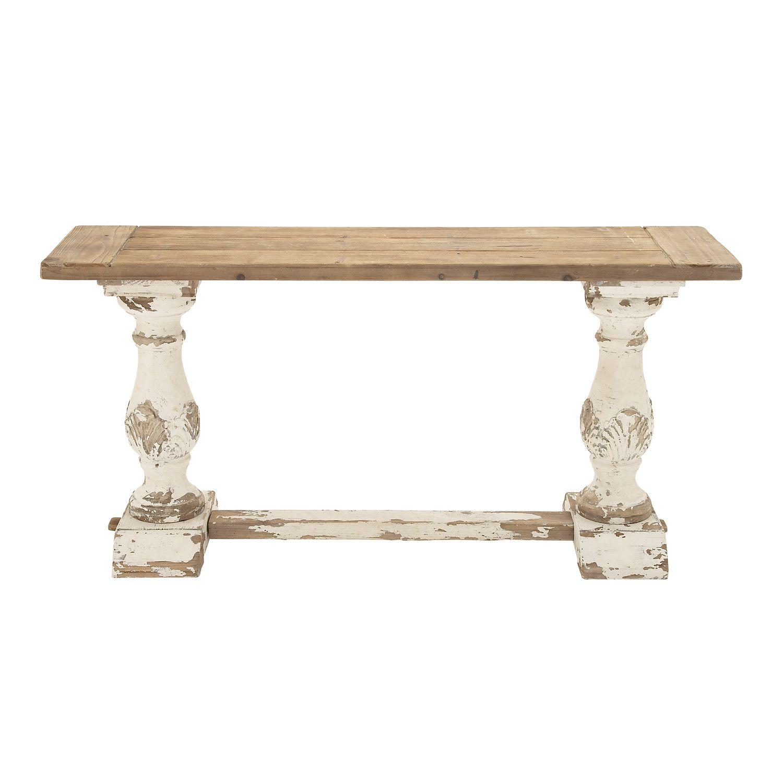 Esposito Console Table Rustic Tables