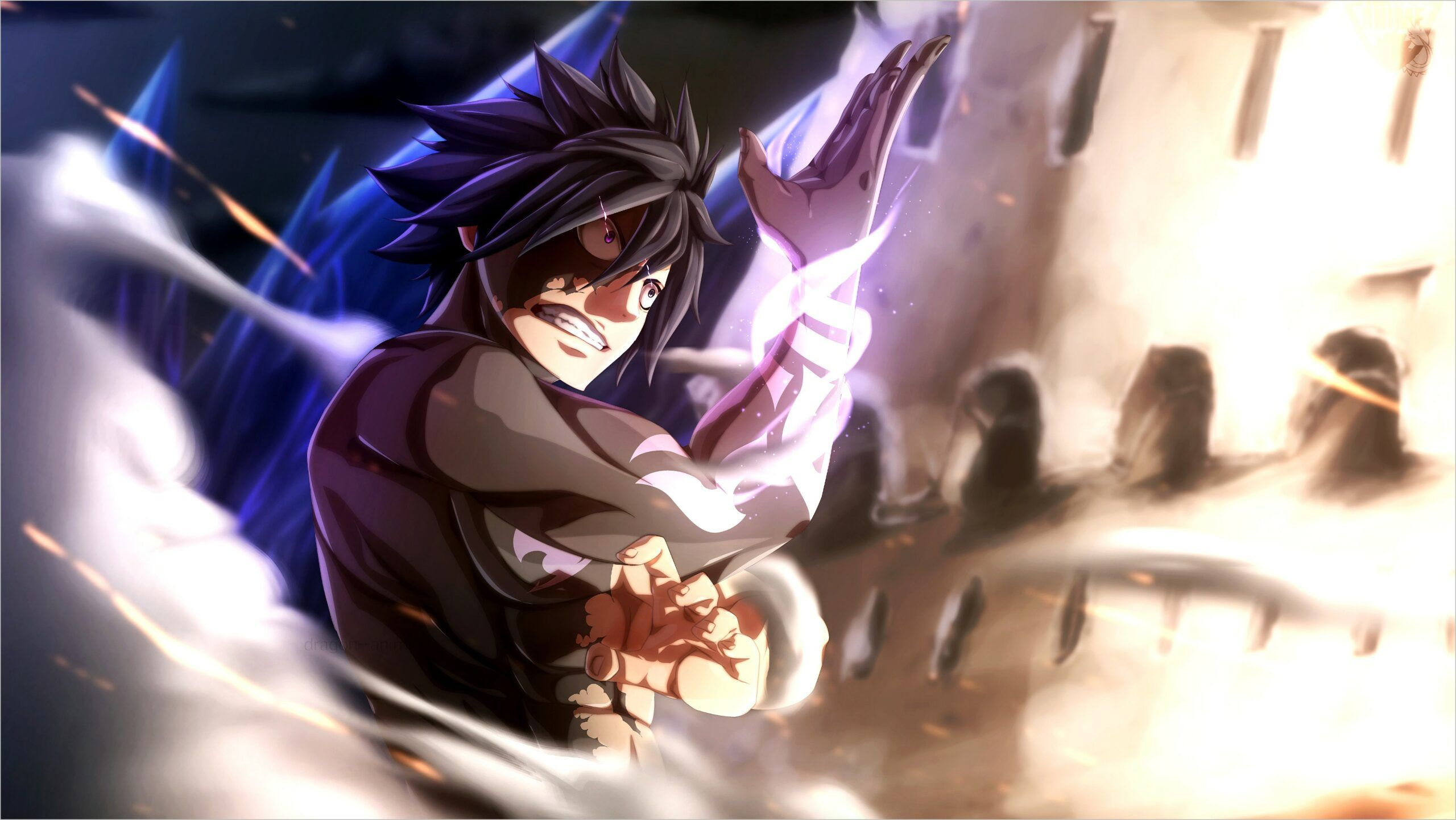 Fairy Tail Grey 4k Wallpaper In 2020 Fairy Tail Anime Fairy Tail Gray Anime
