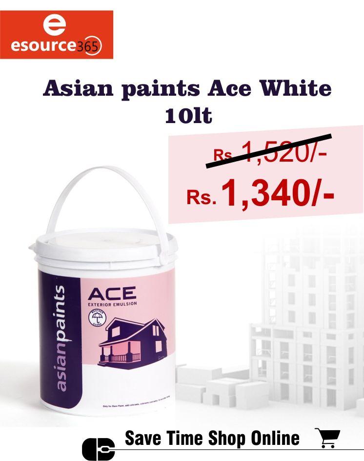 Offer Time Asian Paints Ace Emulsion Esource365 Home Decor Offer Discounts Wholesale Bulkbuyers Co Asian Paints Wall Primer Time Shop