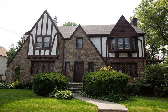 a tudor to love and labor over -- wsj's tudor renovation blog