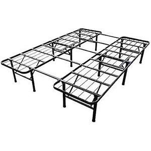 Slumber 1 Smart Base Steel Bed Frame Queen King Steel Bed Frame