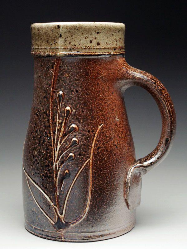 Jarra marron Alex Matisse