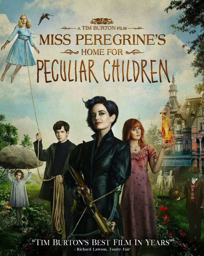Miss Peregrine S Home For Peculiar Children Peculiar Children Movie Miss Peregrines Home For Peculiar Miss Peregrine S Peculiar Children