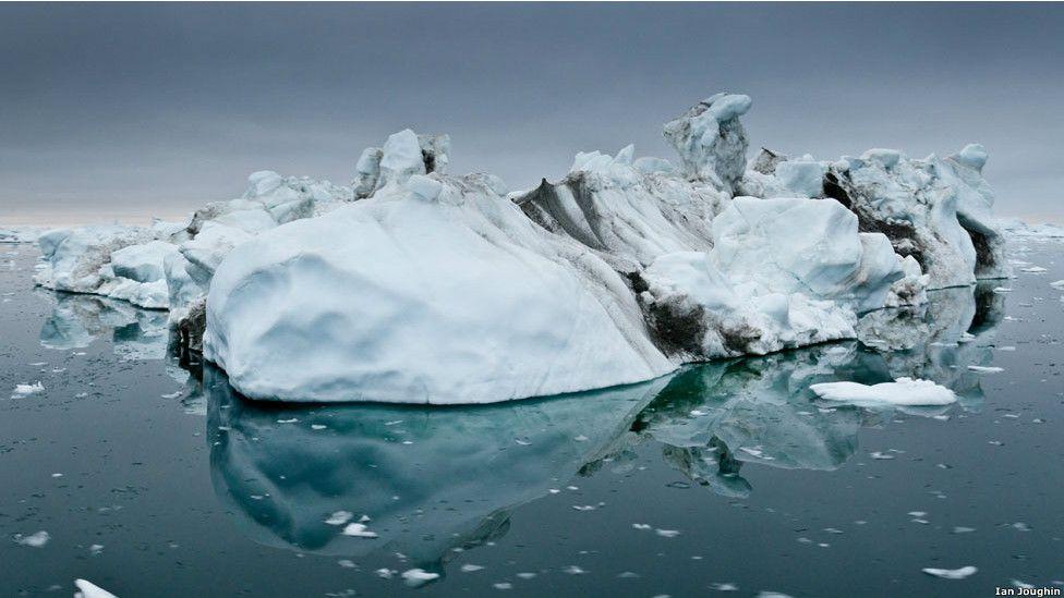 Deshielo en Groenlandia - Ian Joughin (Universidad de Washington):  http://www.bbc.co.uk/mundo/video_fotos/2012/11/121130_galeria_deshielo_ar.shtml