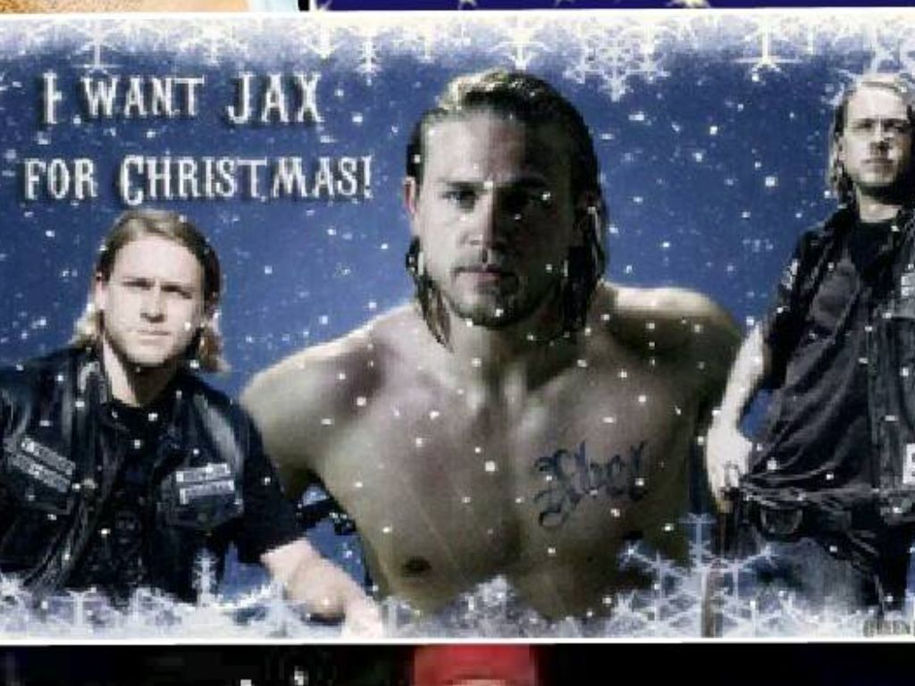 All I want for christmas is Jax teller ❤️ | Sons of ...
