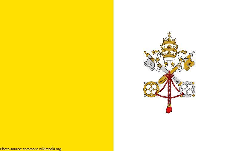 Interesting Facts About Vatican City Vatican City Flag Vatican