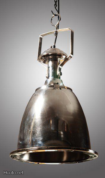 Metallinen kattovalaisin / Metallic lamp