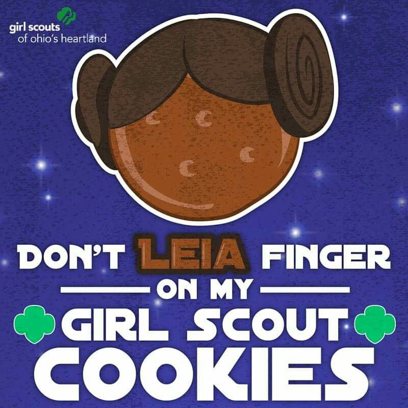 Girl Scout Cookies Girl Scout Cookie Sales Girl Scout Cookies