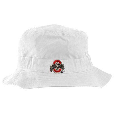 a22de31918e7b Ohio State Buckeyes Infant Bucket Hat - White