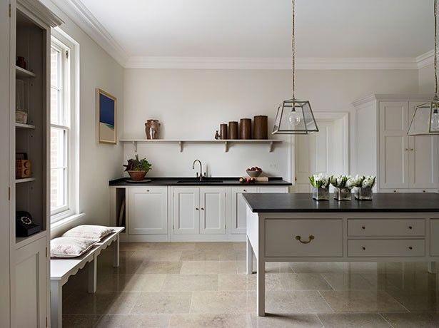 Kitchen Confidential: 10 Ways to Achieve the Plain English Look - Remodelista