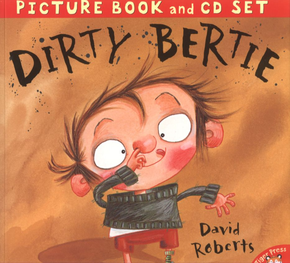 Bertie has shockingly dirty habits, from nose picking to weeing on the flowerbed! Whenever Bertie does anything dirty, Bertie's family shouts at him! Will Bertie every kick his horrible habits? Part of a series