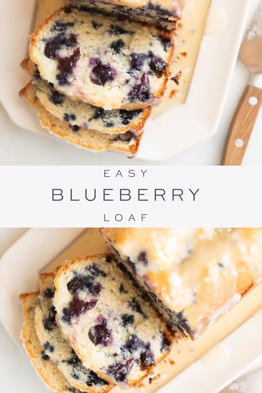 #Blueberry #Bread #Cake #Loaf Blueb
