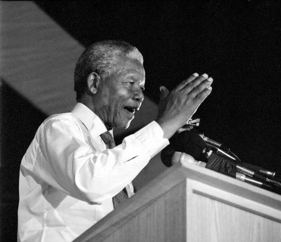Nelson Mandela, Man Of Peace, Xhosa