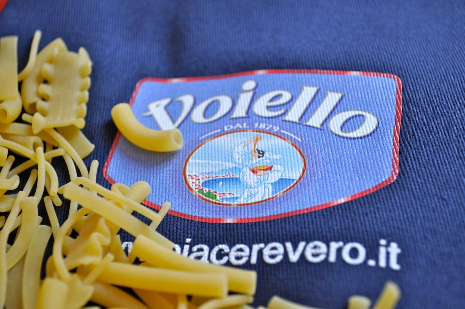 Voiello is an Italian food company based in Torre Annunziata. It was founded in 1879.  Voiello produces a range of pasta.