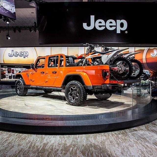 Jeep Wrangler 2020 Easter Eggs