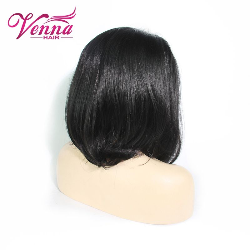 (Buy here: http://appdeal.ru/3epf ) Cheap Fashion Womens Cut Hairstyles Synthetic Short Black Wigs For Black African American Women Hair Wigs for just US $70.00