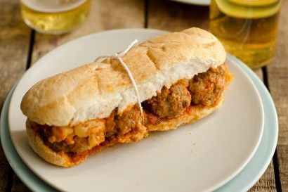 Ultimate Meatball Sandwiches | Tasty Kitchen: A Happy Recipe Community!