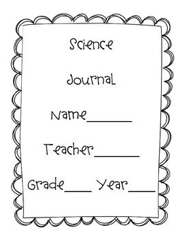 NOTEBOOK AND INTERACTIVE JOURNAL COVERS {MATH, SCIENCE