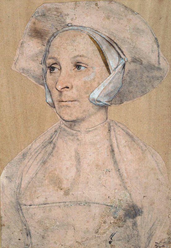 Francis Vallejo   inspiration: Hans Holbein b.1497 - 1543