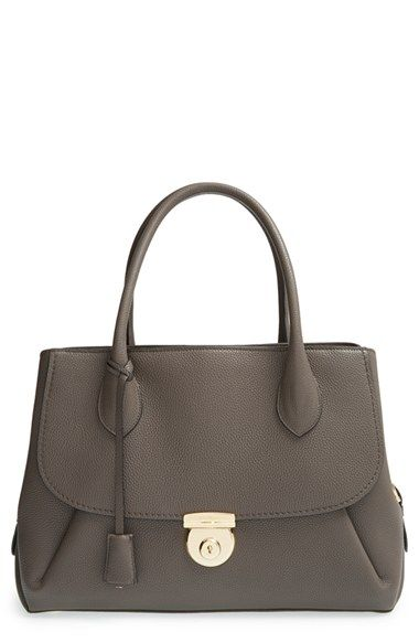 Salvatore Ferragamo  Fiamma  Leather Tote available at  Nordstrom ... 6e1044d4a82c2