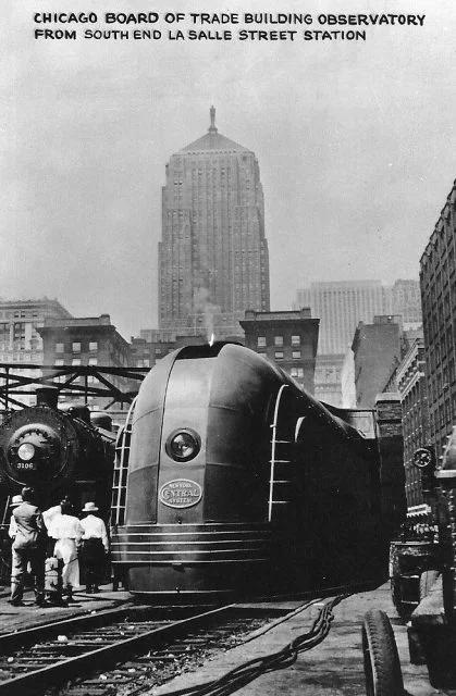 Chicago To New York Train