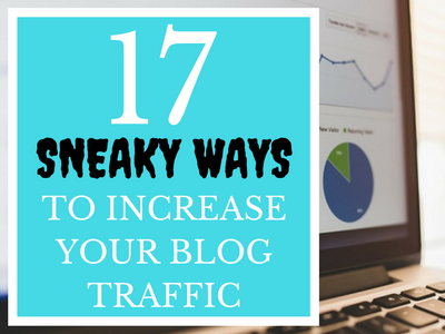 WARNING: this article is not for the faint-hearted. Make sure to have good hosting before you apply these strategies since they can skyrocket your traffic.