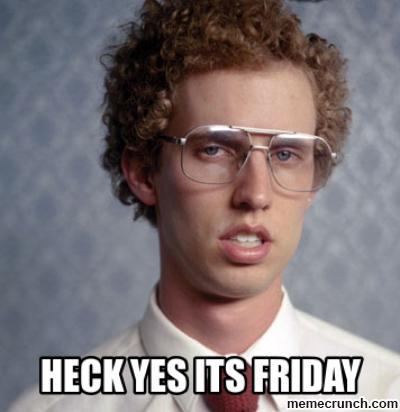 Its Friday Meme Funny Birthday Meme Funny Friday Memes Happy Birthday Meme