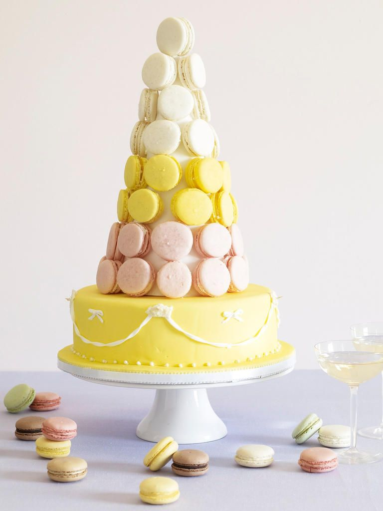 10 Tiered Wedding Desserts, in Case Traditional Cake Isn\'t Your ...