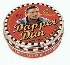 Dapper Dan's Hair Pomade | Fictional Products | Dapper dan