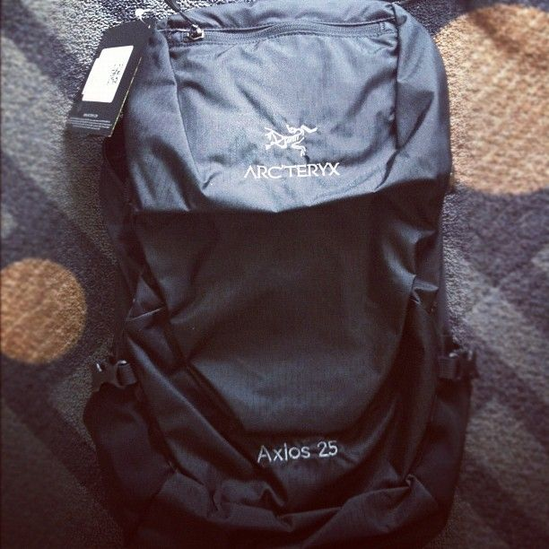 4248c9ac87 My new daypack - Arc'teryx Axios 25 - 30% from REI with dividend and member  discount
