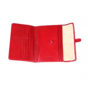 Red Farmer's Wallet  #Luxury #Red #Leather #Wallets #FineLeather #GiftIdeas #LoveLondon #LoveSagebrown #Mayfair #Piccadilly