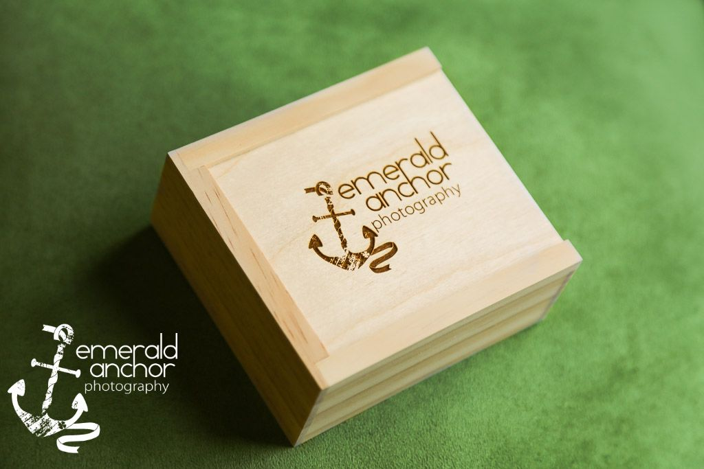 emerald anchor photography packaging
