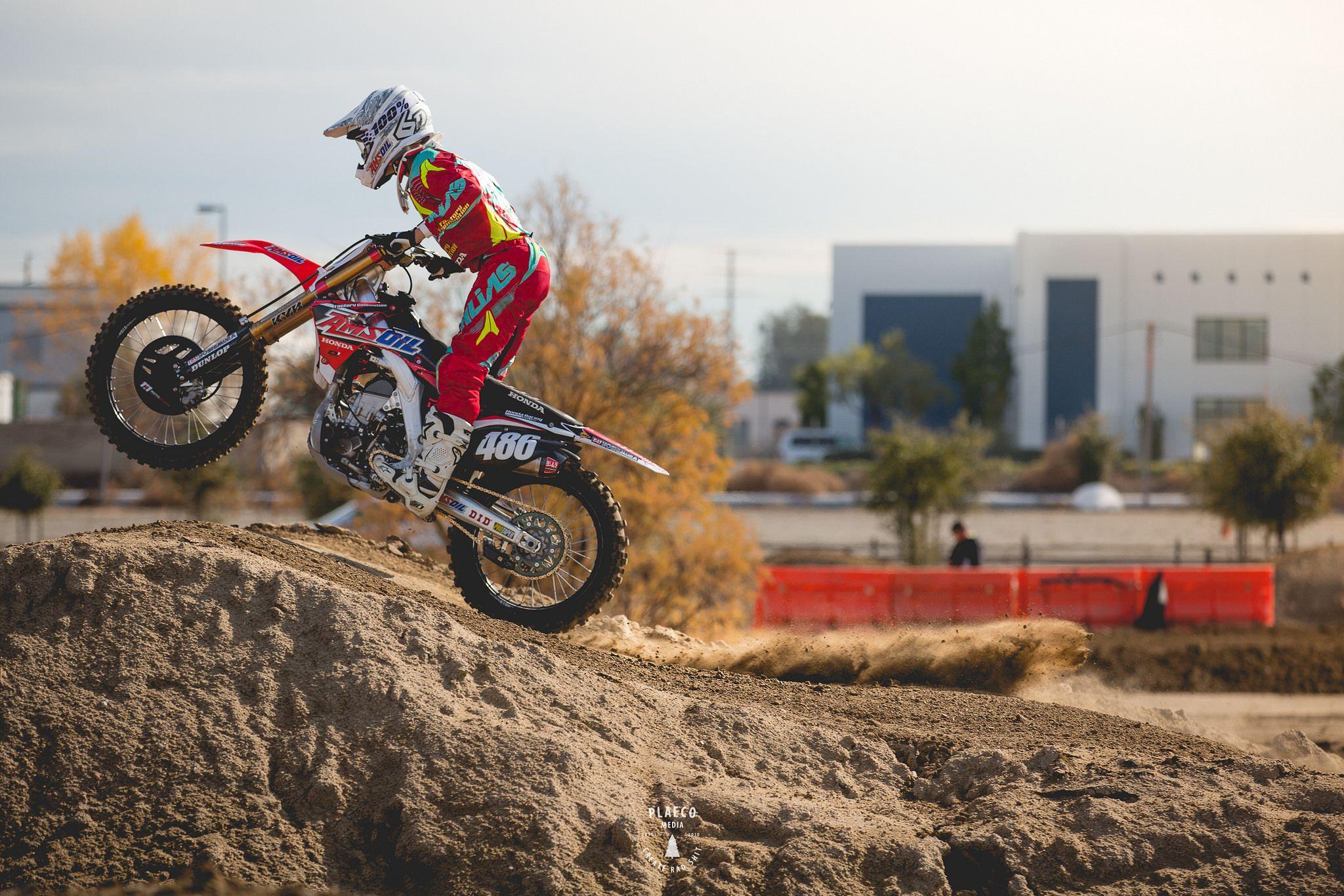 Chase Sexton Dirtbikes Motorcross Bike Life
