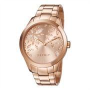 Esprit Uhr Lily Dazzle Rose Gold ES107282002