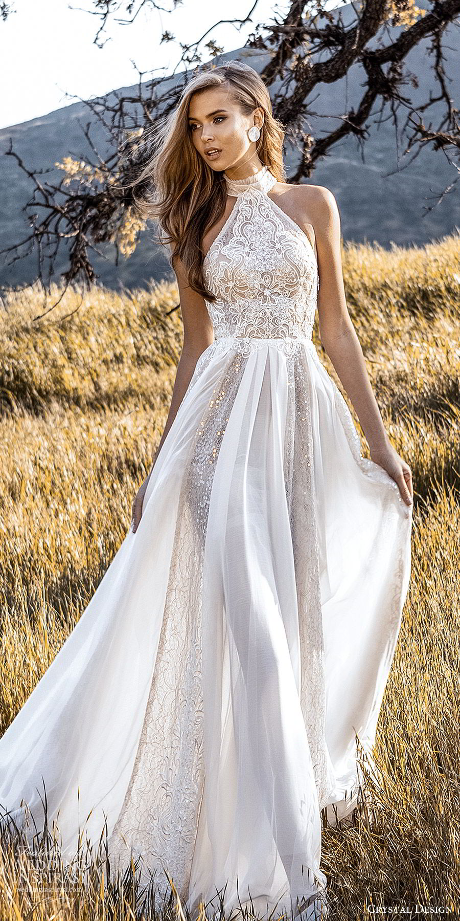 """Photo of Crystal Design Couture 2020 Wedding Dresses — """"Catching the Wind"""" Bridal Collection 