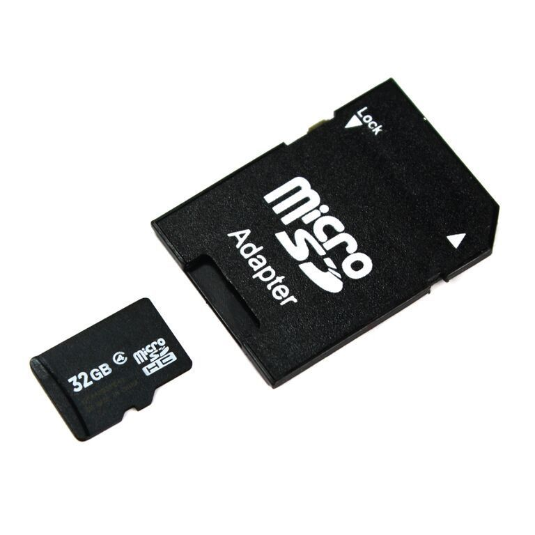 32GB micro SD High Capacity Memory Card - NuMercy.com