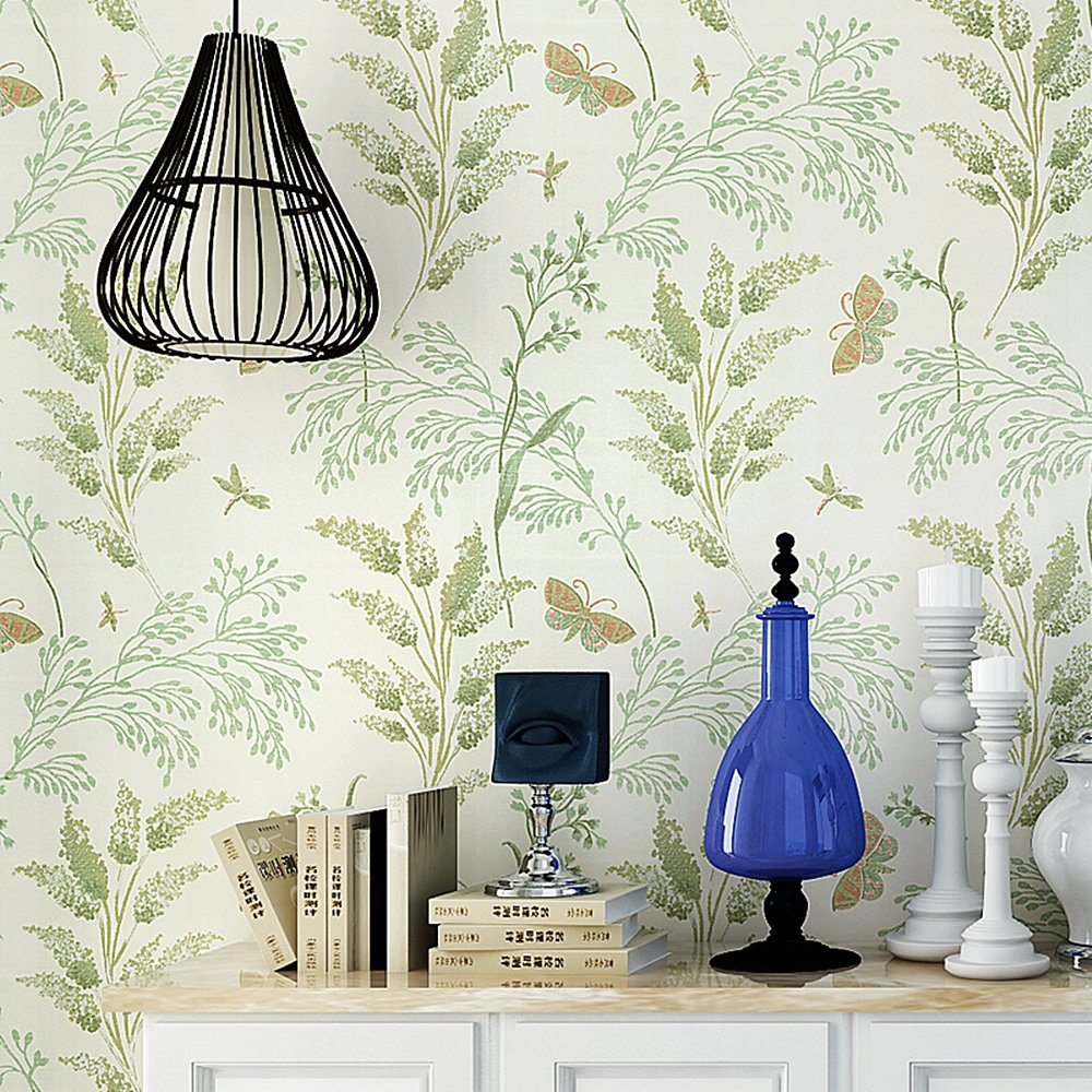 Blooming Wall Fresh White Peony Wallpaper Wallpaper Wall