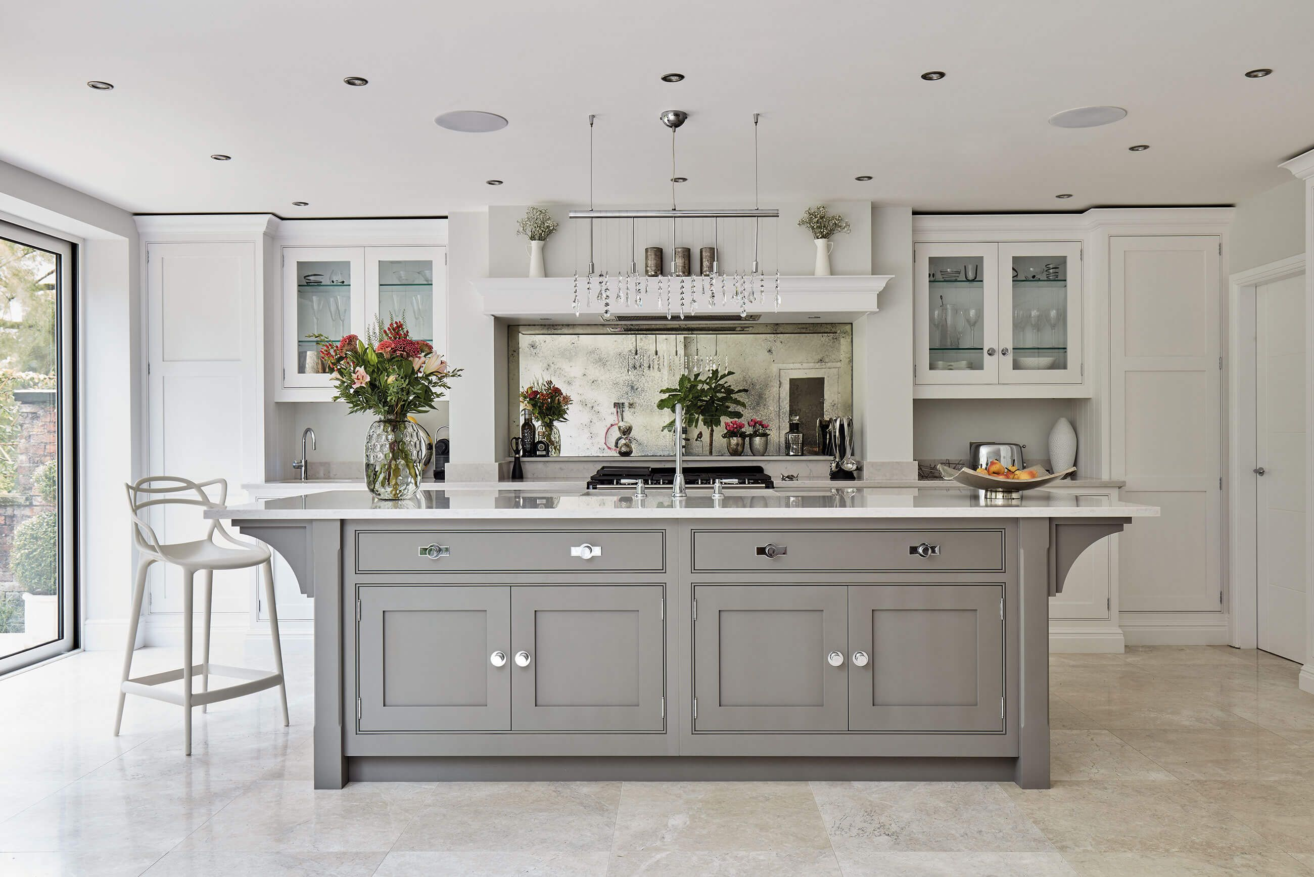 Shaker Kitchens in 2020 Kitchen design open, Interior