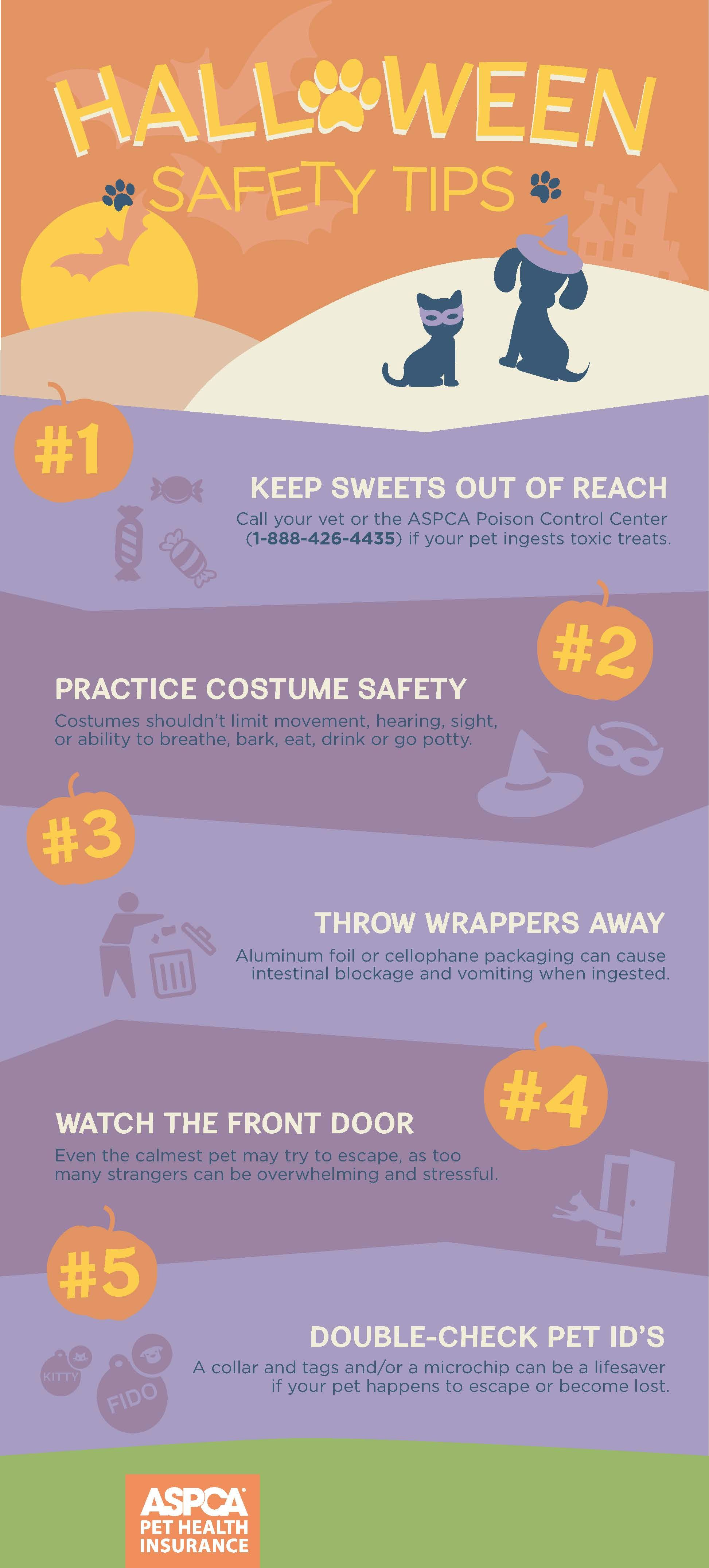 Halloween Safety Tips: Help avoid a scary accident with these tips!