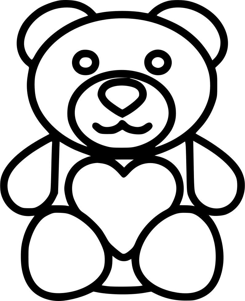 47++ Teddy bear svg free ideas in 2021
