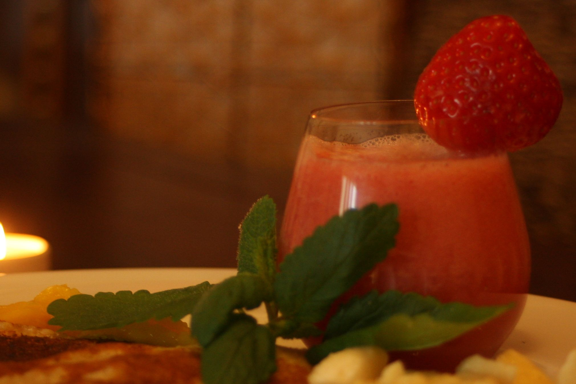 Guten Morgen, der neue Tag wartet schon. Versüßt ihn Euch und Eurer Familie mit dem folgenden leckeren Drink.