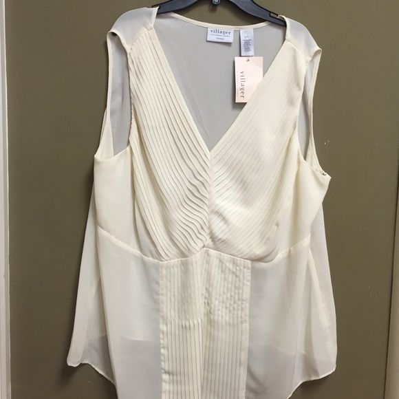 d9401fc6aa5ac4 New Villager Blouse Off white