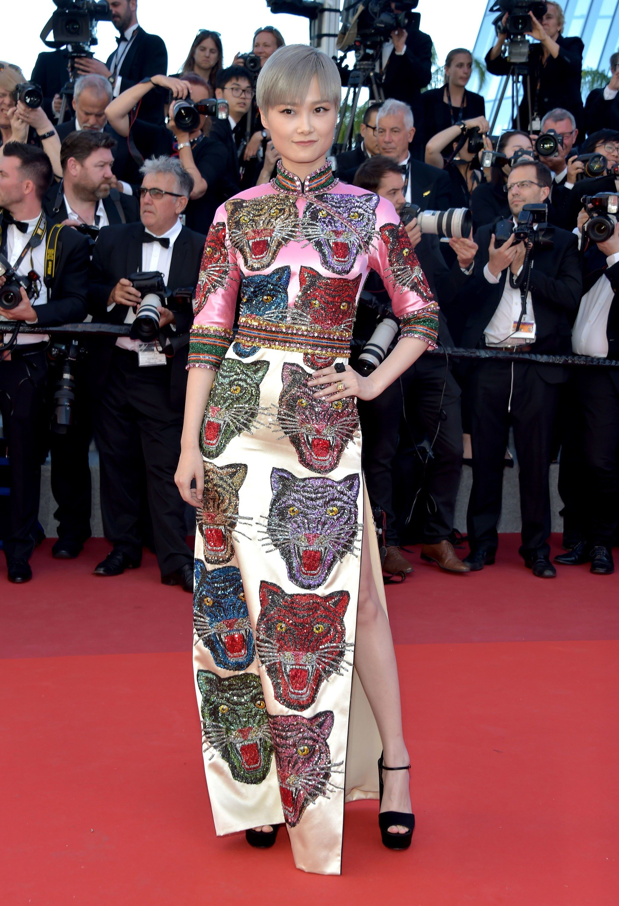 Look - Film cannes festival fashions video