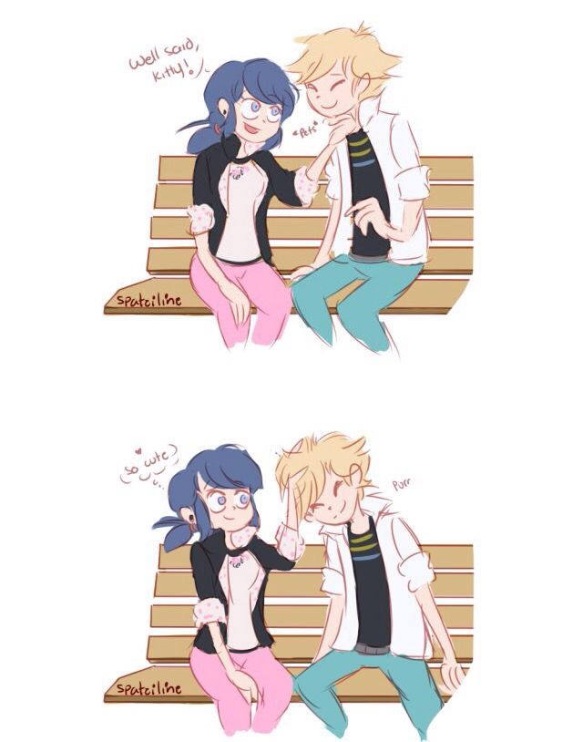 Adrien is not a cat-7 (part 1) by spatziline